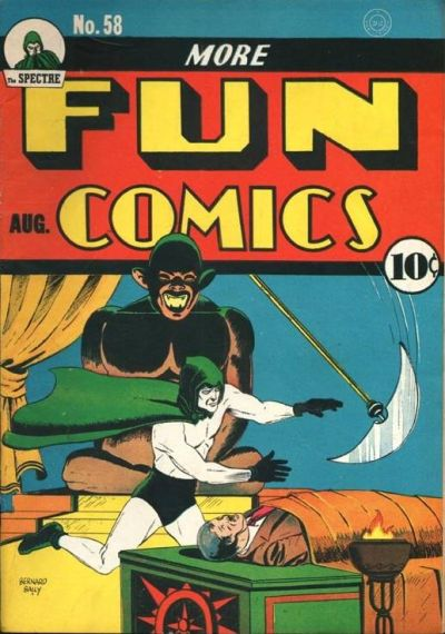 More Fun Comics Vol 1 58