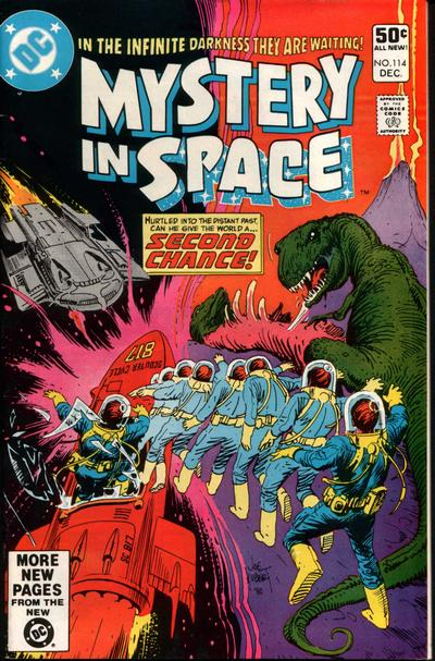 Mystery in Space Vol 1 114