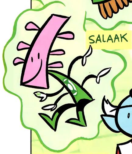 Salakk (Tiny Titans)