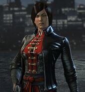 Sandra Wu-San Arkhamverse 0001