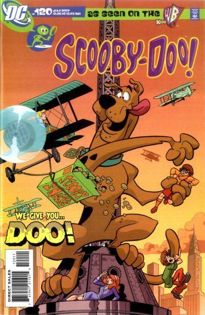 Scooby-Doo Vol 1 120