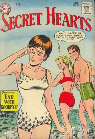 Secret Hearts Vol 1 93