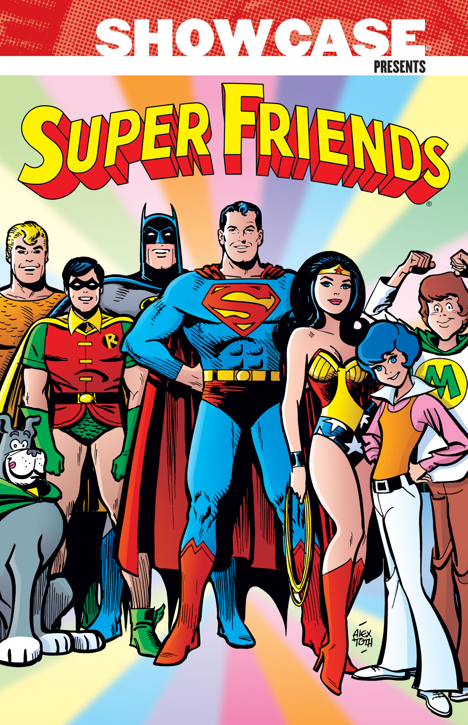 Showcase Presents: Super Friends Vol. 1 (Collected)