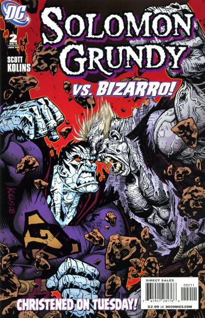 Solomon Grundy Vol 1 2