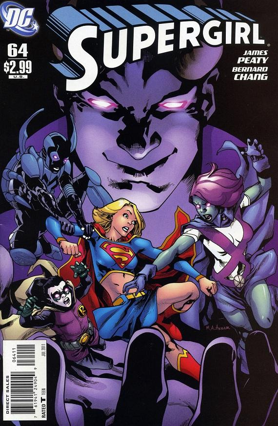 Supergirl Vol 5 64