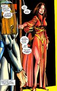 Talia al Ghul Dark Knight of the Round Table 001