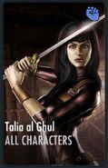 Talia al Ghul Injustice Gods Among Us 0001