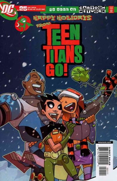 Teen Titans Go! Vol 1 25