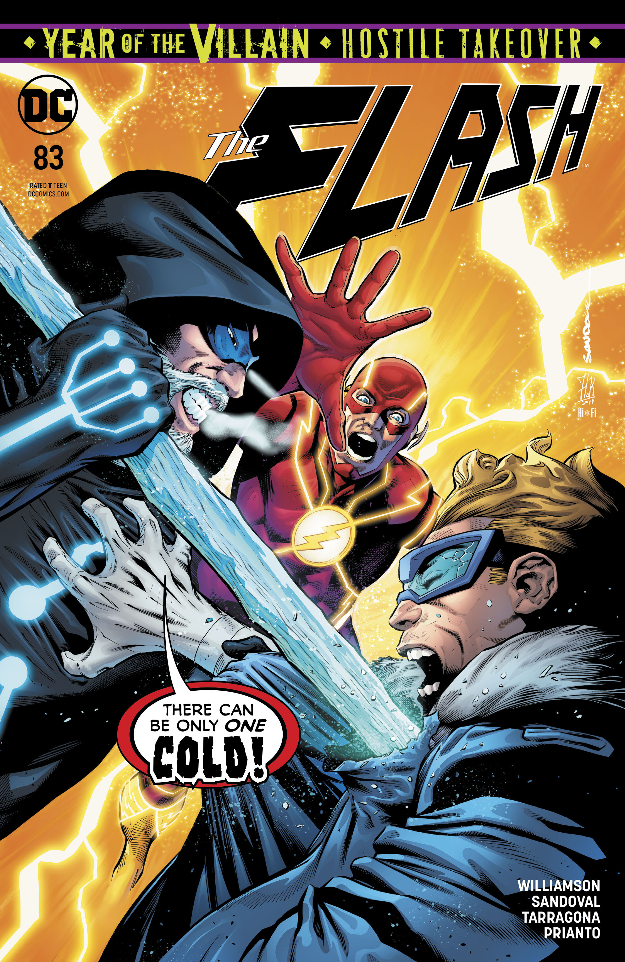 The Flash Vol 5 83