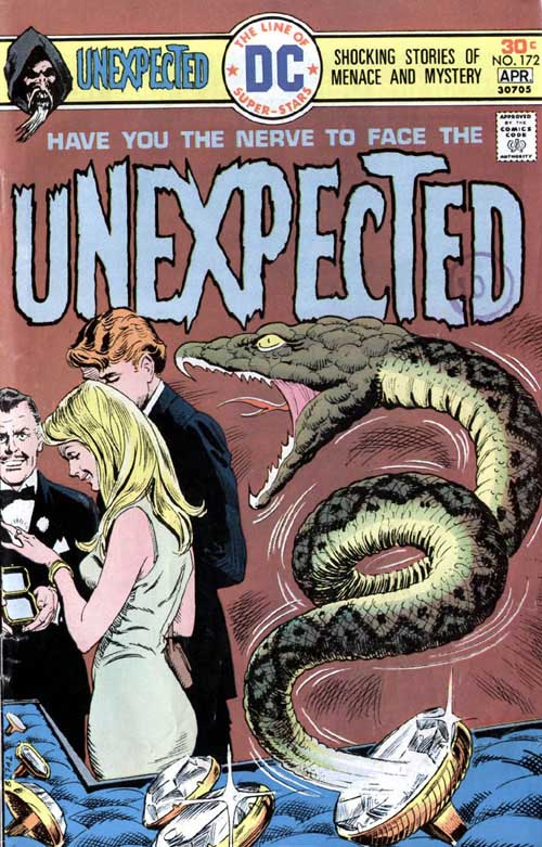 The Unexpected Vol 1 172