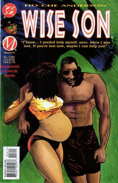 Wise Son: The White Wolf Vol 1 3