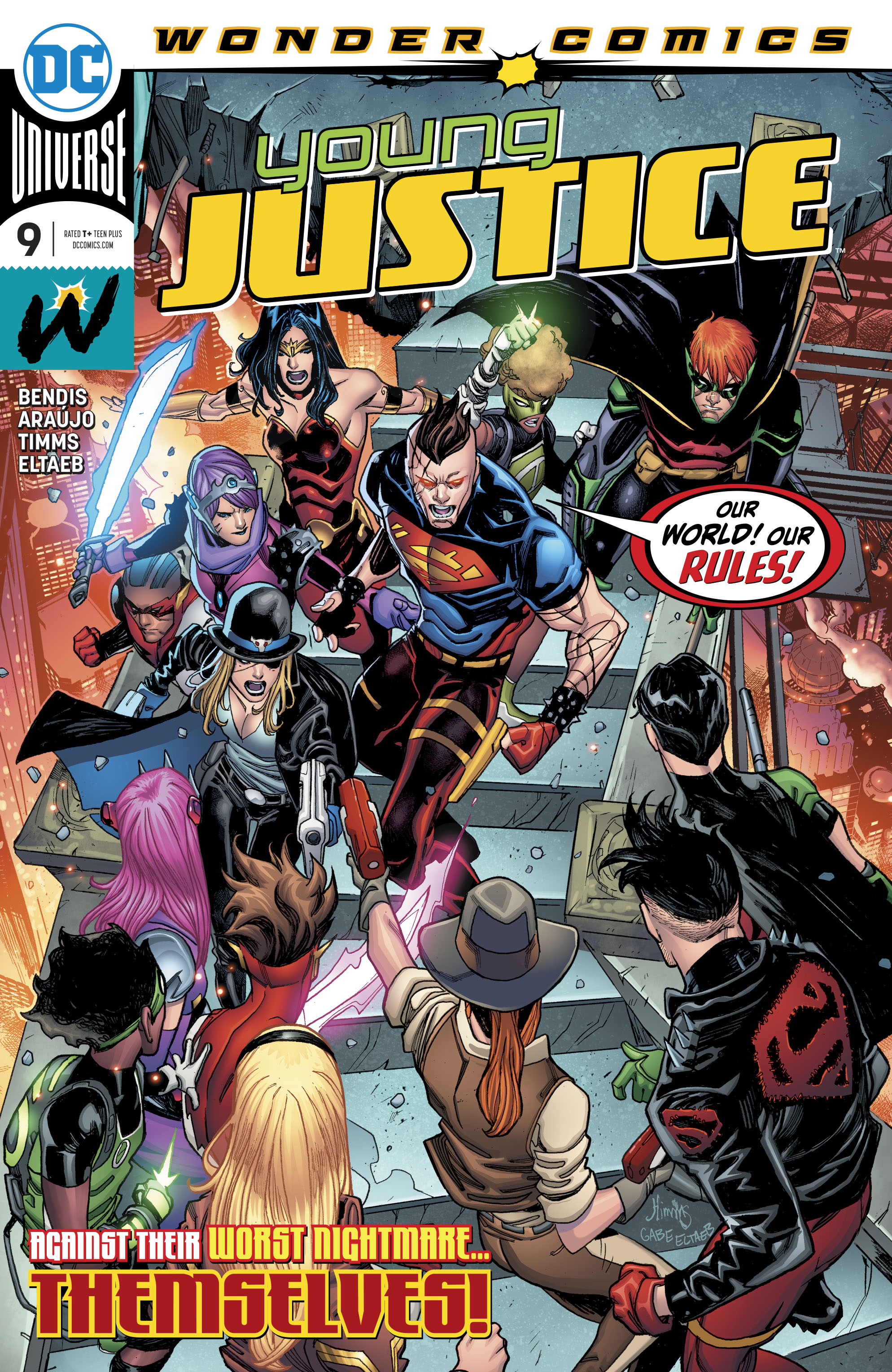 Young Justice Vol 3 9