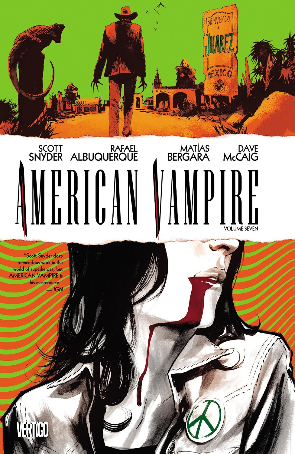 American Vampire Vol. 7 (Collected)