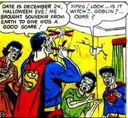Bizarro Lois Lane Junior Earth-One 001