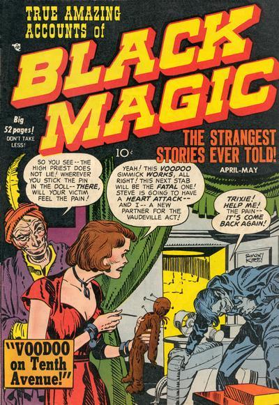 Black Magic (Prize) Vol 1 4