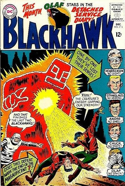 Blackhawk Vol 1 215