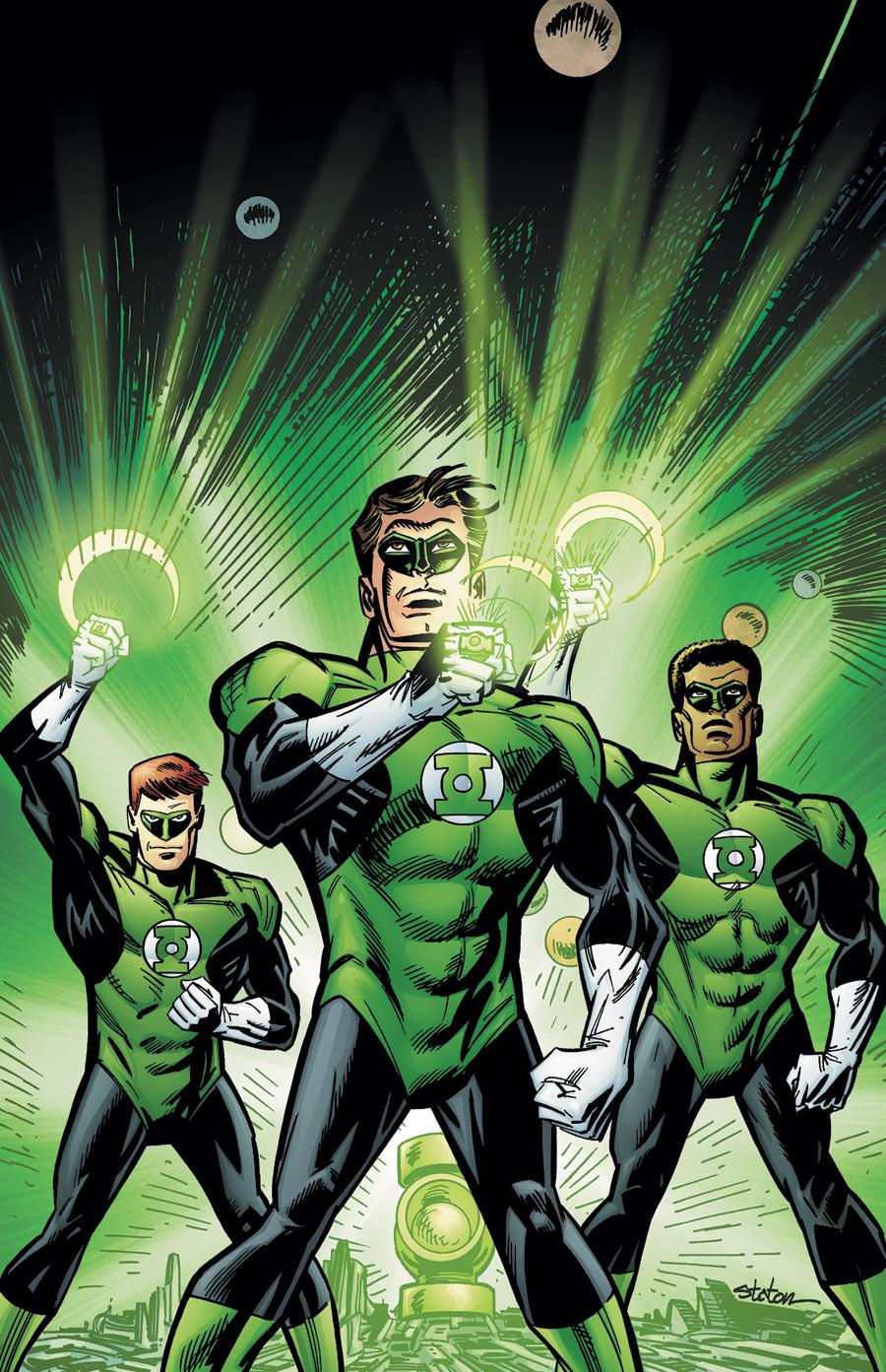 DC Retroactive: Green Lantern - The '80s Vol 1 1