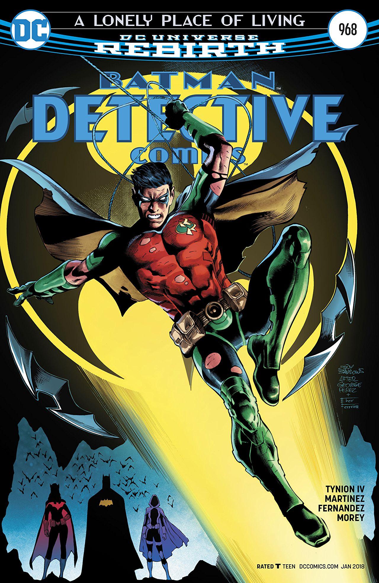 Detective Comics Vol 1 968