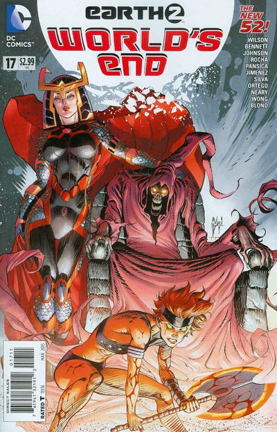 Earth 2: World's End Vol 1 17
