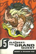 ElfQuest The Grand Quest Vol 5 TP