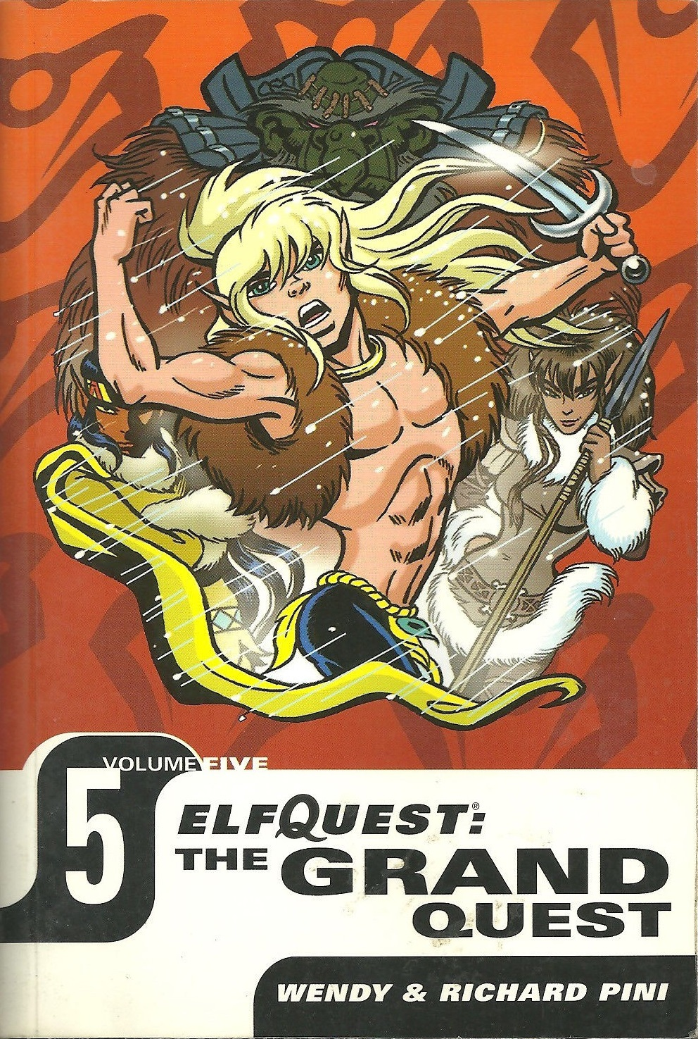 ElfQuest: The Grand Quest Vol. 5 (Collected)