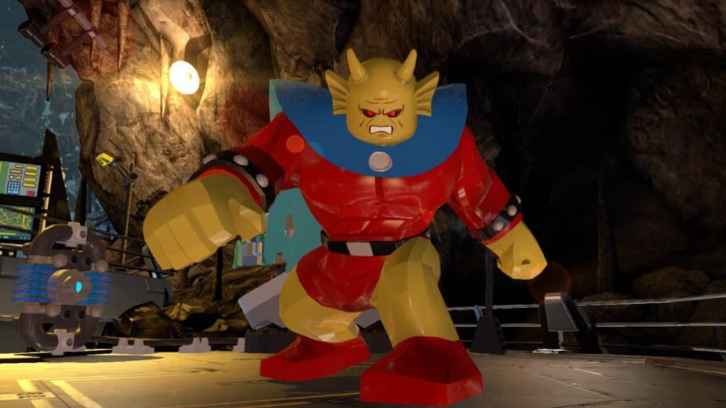Etrigan (Lego Batman)