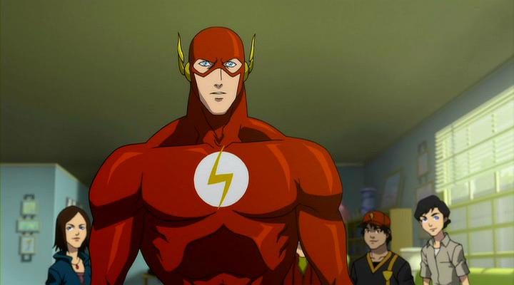 Barry Allen (Flashpoint Paradox)