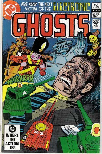 Ghosts Vol 1 110