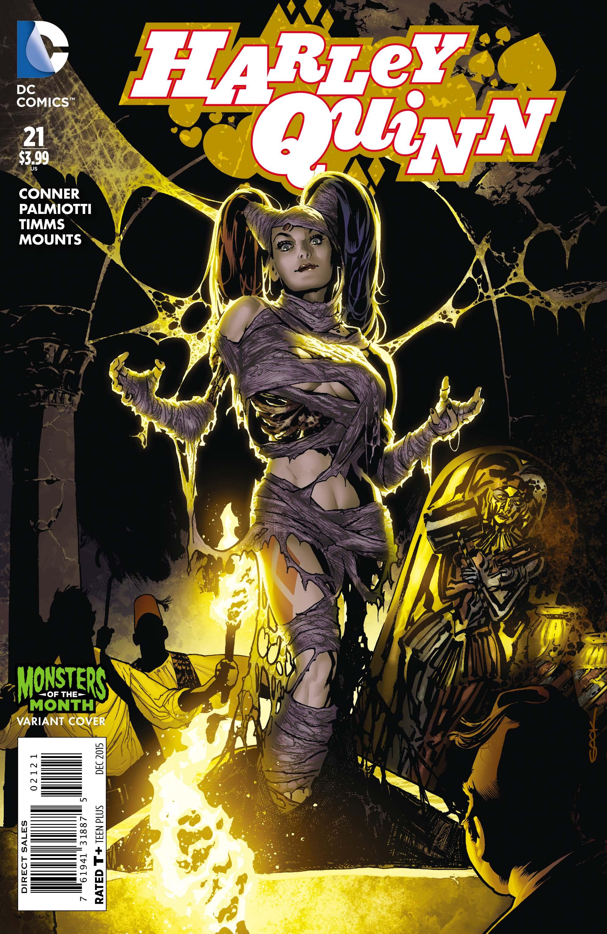 Harley Quinn Vol 2 21 Monsters of the Month Variant.jpg