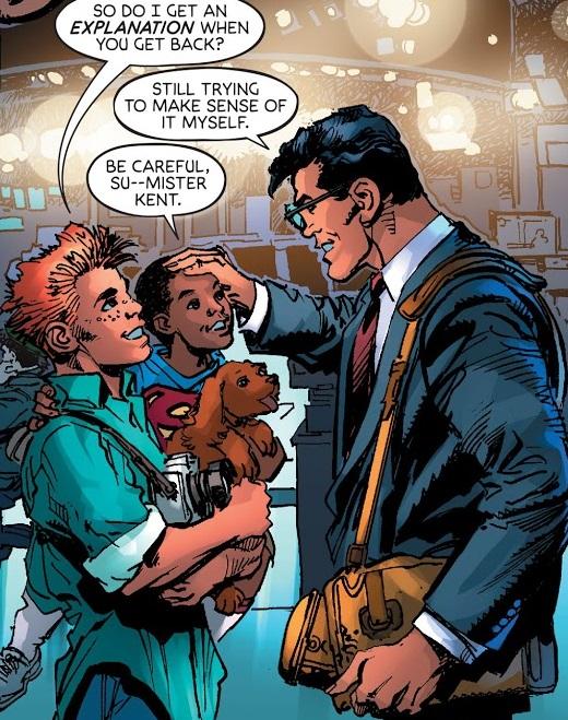 James Olsen (The Coming of the Supermen)