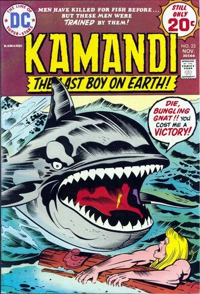 Kamandi Vol 1 23