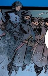 League of Assassins (Titans Tomorrow)