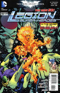 Legion of Super-Heroes Vol 7 11