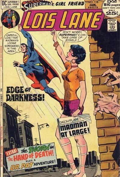 Superman's Girl Friend, Lois Lane Vol 1 118