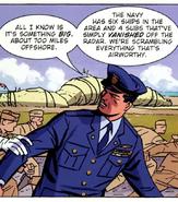 New Frontier Captain Adam