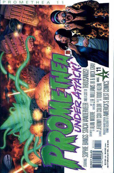 Promethea Vol 1 11
