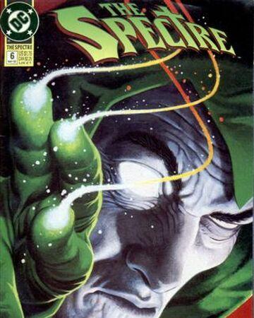 The Spectre #6 May 1993 DC Comics Ostrander Mandrake