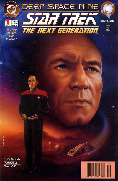 Star Trek: The Next Generation/Star Trek: Deep Space Nine Vol 1 1