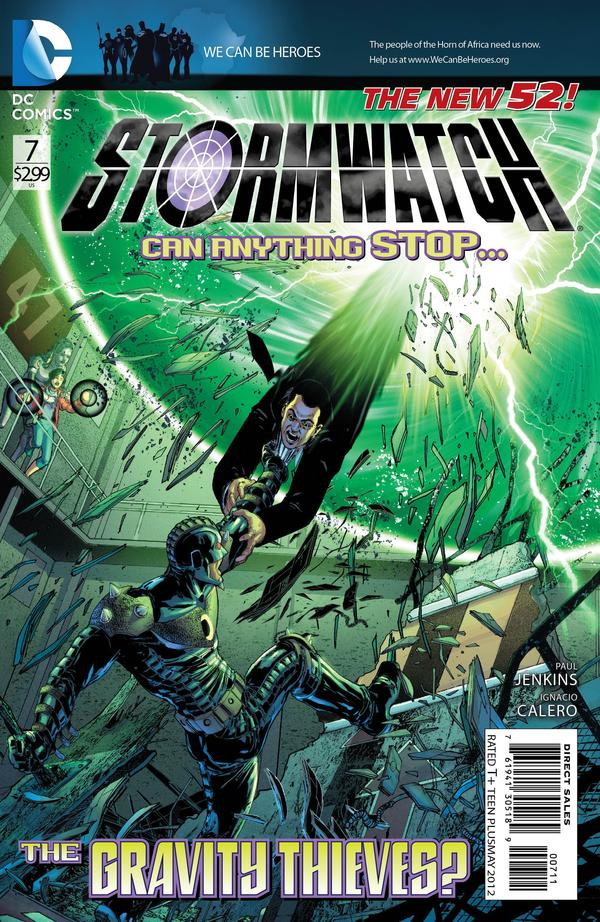 Stormwatch Vol 3 7