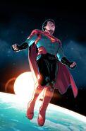 Superman Son of Kal-El Vol 1 1 Textless Byrne Variant