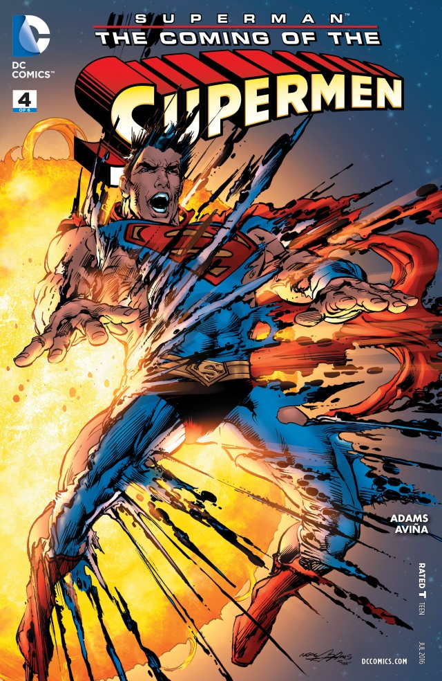 Superman: The Coming of the Supermen Vol 1 4