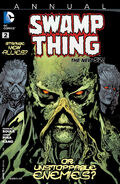 Swamp Thing Annual Vol 5 2