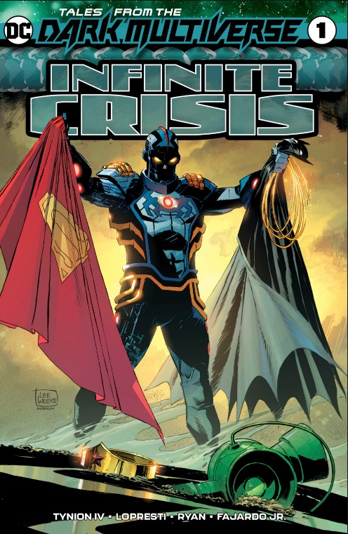 Tales from the Dark Multiverse: Infinite Crisis Vol 1 1