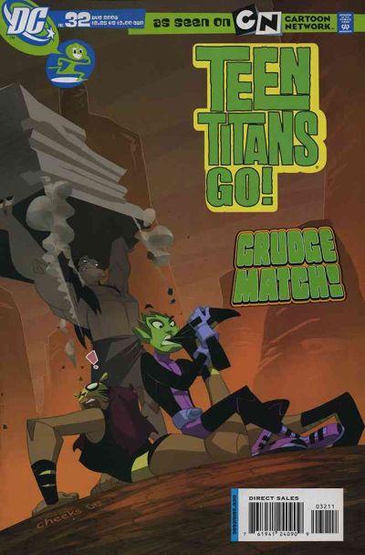 Teen Titans Go! Vol 1 32