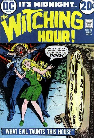 The Witching Hour Vol 1 32
