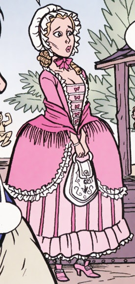 Thumbelina (Fables)