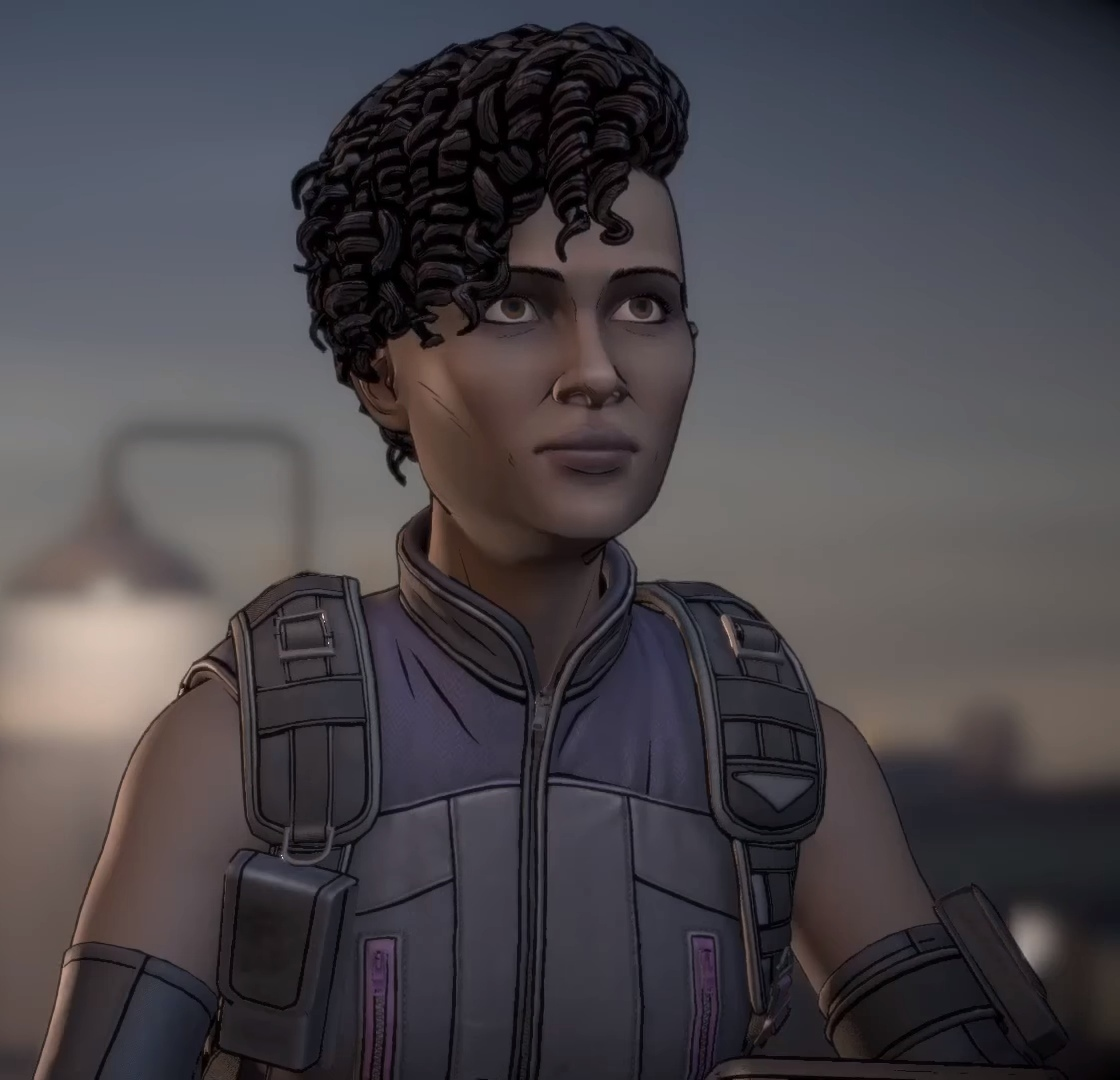 Tiffany Fox (Batman: The Telltale Series)