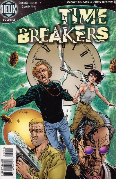 Time Breakers Vol 1 2