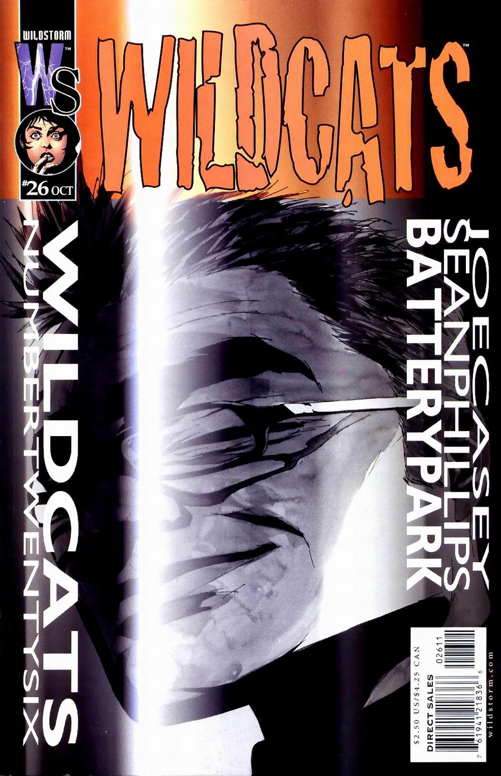 Wildcats Vol 1 26