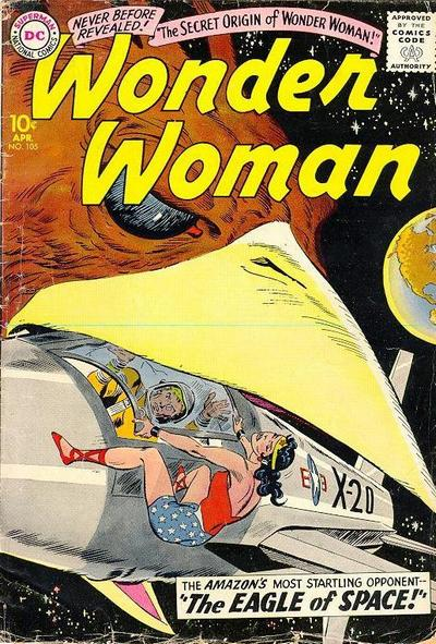 Wonder Woman Vol 1 105